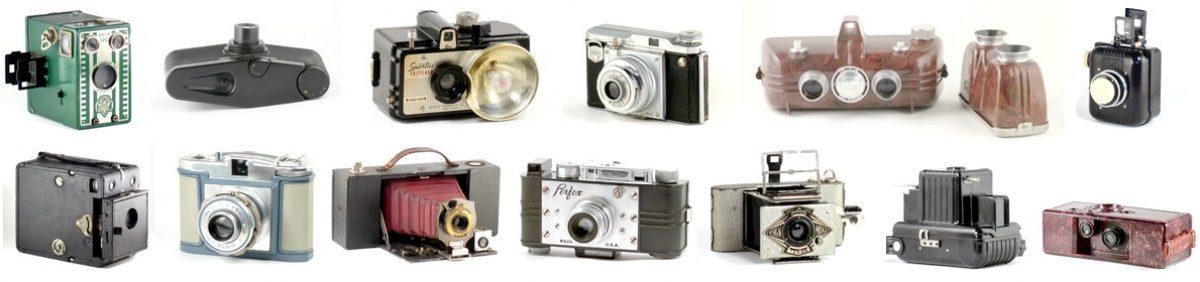 Qobra, appareils photos anciens