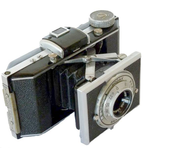 Kodak Bantam dessus